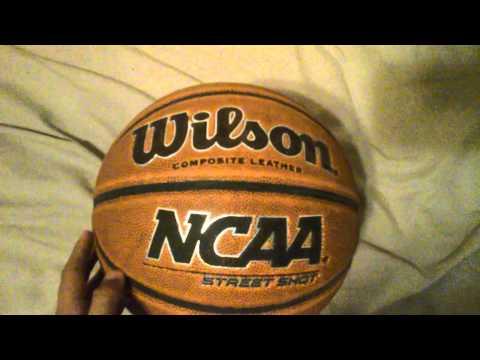Wilson street shot basketball review