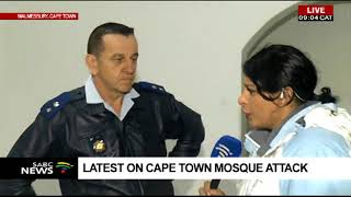 Latest on Mosque in Malmesbury attack