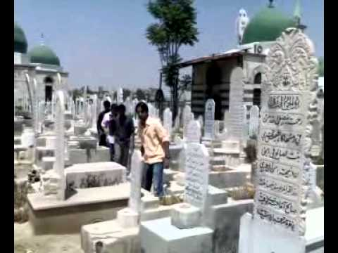grave of bibi fizza youtube