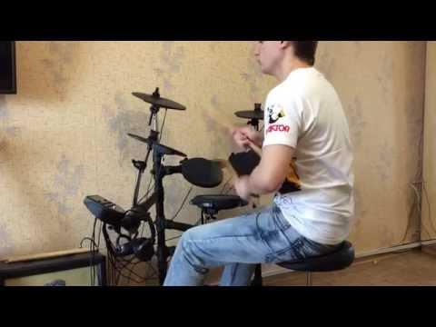 Travis Barker, Transplants, Slash   Saturday Night (drums For Glazike) Южноуральск