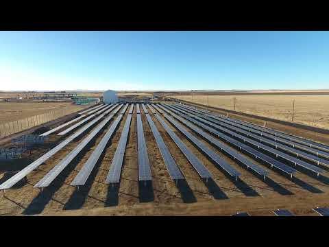 Progress Update | 2MW Solar Site, Watkins, Colorado