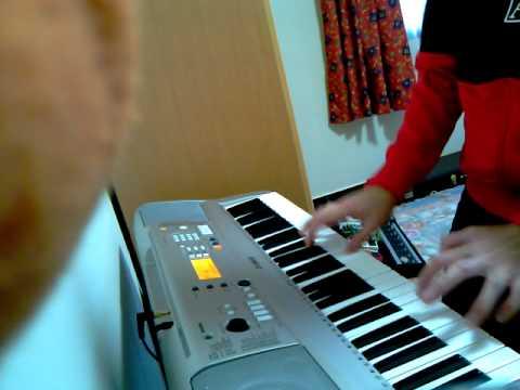 Dewa 19 Aku Milikmu keyboard melody