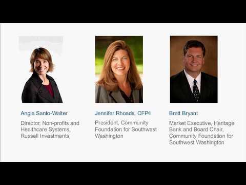 Webinar 101: Investment Program Governance Structures