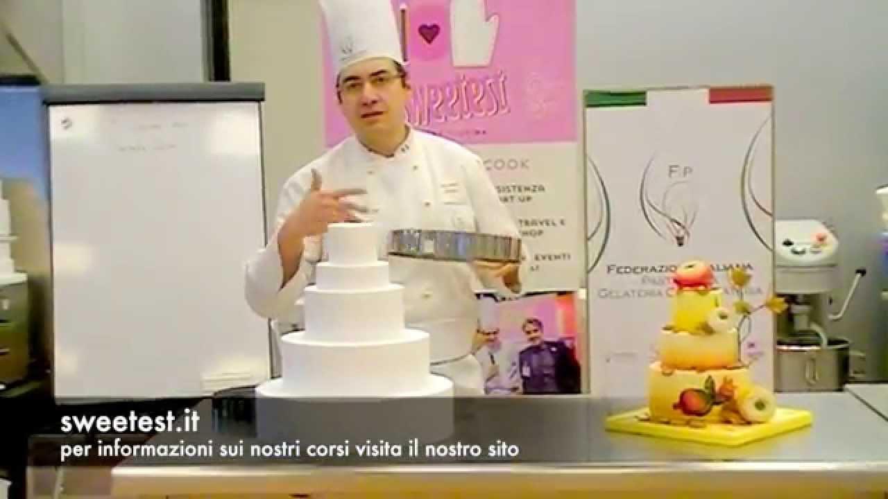 Come fare una torta a piani in pasta di zucchero senza l for 2000 piani di piani a due piani