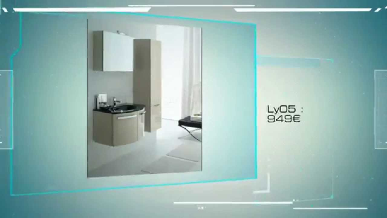 Mobili bagno Prezzi 2014 Arcom AK e.Ly - ARREDACASAOnLine - YouTube