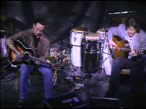 """Birelli Lagrene & Al Di Meola & Larry Coryell -""""Super Guitar Trio"""""""