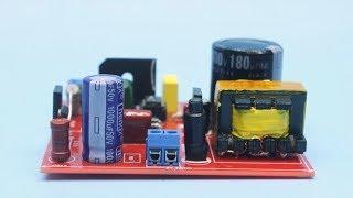 видео Импульсные источники питания. Switch Mode Power Supplies