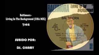 Baltimora - Living in the background (USA MIX) 1986