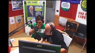 L'arruffapopolo - Sammy Varin - 21/06/2017