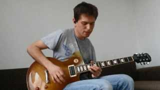 AC/DC - All guitar solos from the Back in Black album (cover)