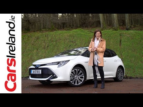 Toyota Corolla Hybrid Hatchback Review | CarsIreland.ie