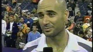 2002 US Open Day 8 Highlights