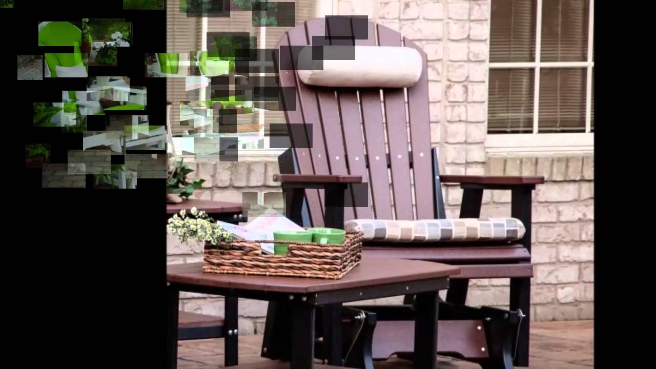 Berlin Gardens Cushions By Premium Poly Patios - YouTube