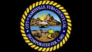 City of Marysville, CA City Council Special Meeting, May, 12, 2020