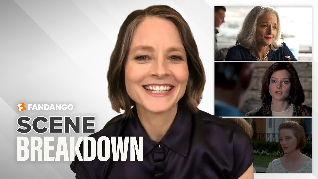Download Jodie Foster Breaks Down Her Iconic Scenes from 'The Silence of the Lambs' to 'The Mauritanian'