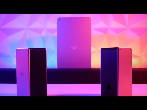 "2017 Vizio 36"" 51 Surround Sound SmartCast Wireless Sound Bar Review"