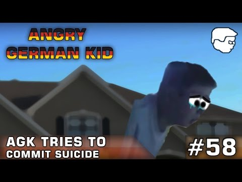 AGK Episode #58: AGK Tries To Commit Suicide