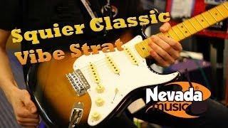 Squier Classic Vibe