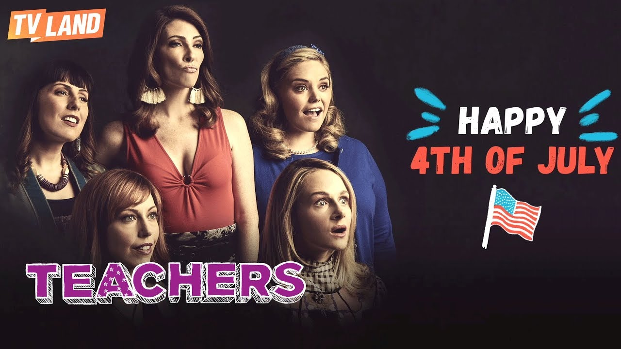 Ladies of Liberty - Happy 4th of July 🇺🇸| Teachers on TV Land ...