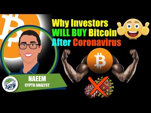 Why Investors WILL Buy Bitcoin After COVID 19 - Senators Insider Stock Trading - BTC Decoupling