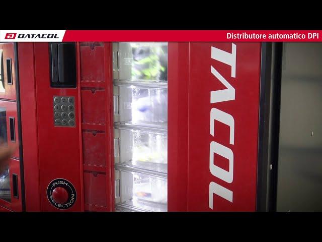Distributore Automatico DPI (Q460100)