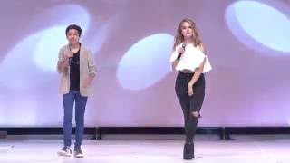 Debby Ryan & JJ Totah Lip Sync Battle