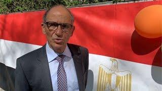 هاني عازر يوجه رسالة لحث المصريين على المشاركة في الاستفتاء