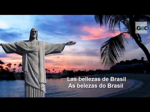 Brasil: Sus Bellezas Naturales / Brasil: A Bela [IGEO.TV]
