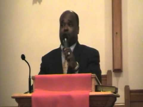 "Bishop Michael Fields ""God is setting you up for another victory"""