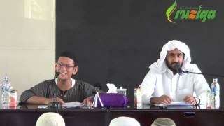 Ust.Nurul Azmi & Syaikh DR Muhammad Salim an Numan - Bagaimana Mencintai Allah dan Rosulnya I