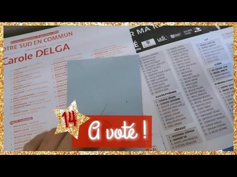 A voté ! - VLOGMAS #14