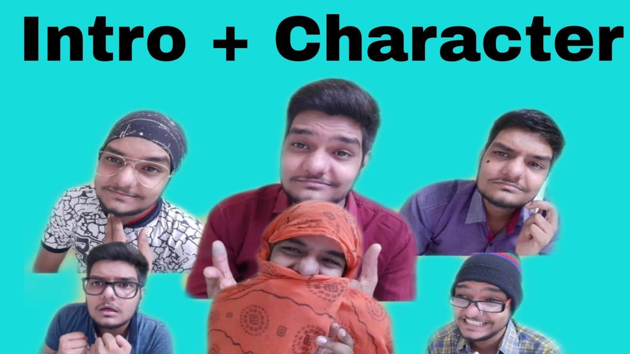 Intro + Character |New Look| Nandu Ki Masti