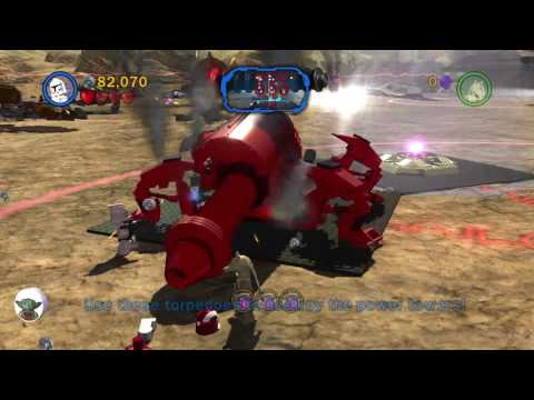 lego star wars iii: the clone wars - count dooku - chapter 2