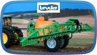 Amazone Anhängefeldspritze UX 5200 -- 02207 -- BRUDER Spielwaren