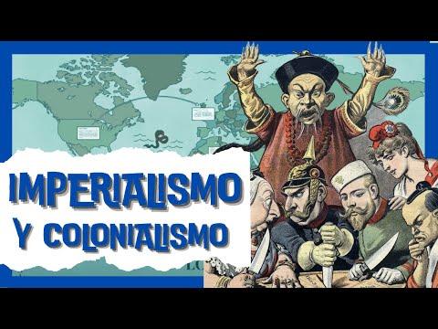 El imperialismo y los imperios coloniales