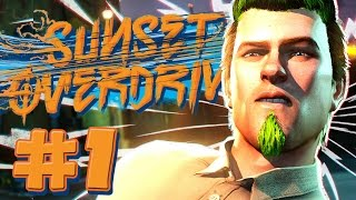 Sunset Overdrive: We're Gonna Get Tangoe'd!! - Part 1