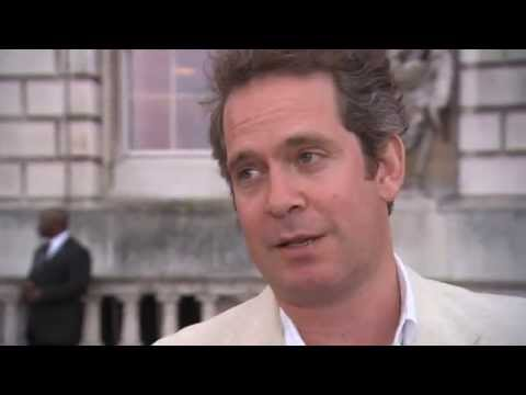 Tom Hollander About Time Premiere Interview