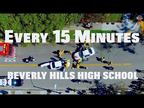 Every 15 Minutes- Beverly Hills High School 2017 (KBEV)