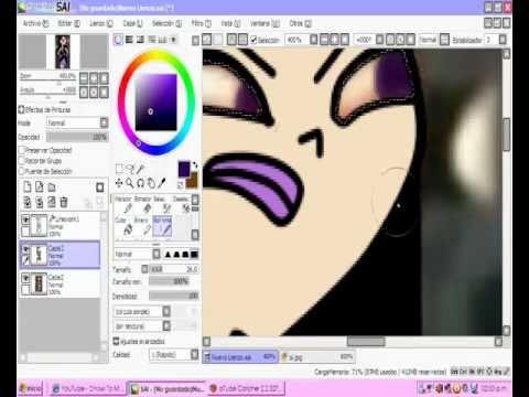 Soul Calibur III  dibujando otro personaje inventado x3 Reaven