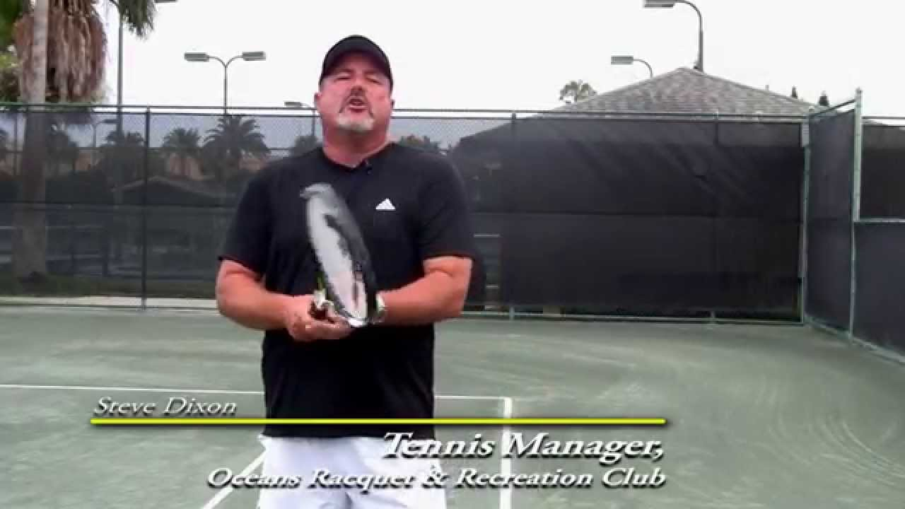 USTA Florida Go Pro Tip: Power With The Two-Handed ...