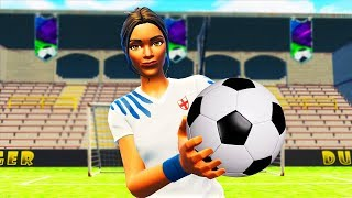 *NEW* WORLD CUP CHALLENGE IN FORTNITE! - NEW LIMITED SKINS