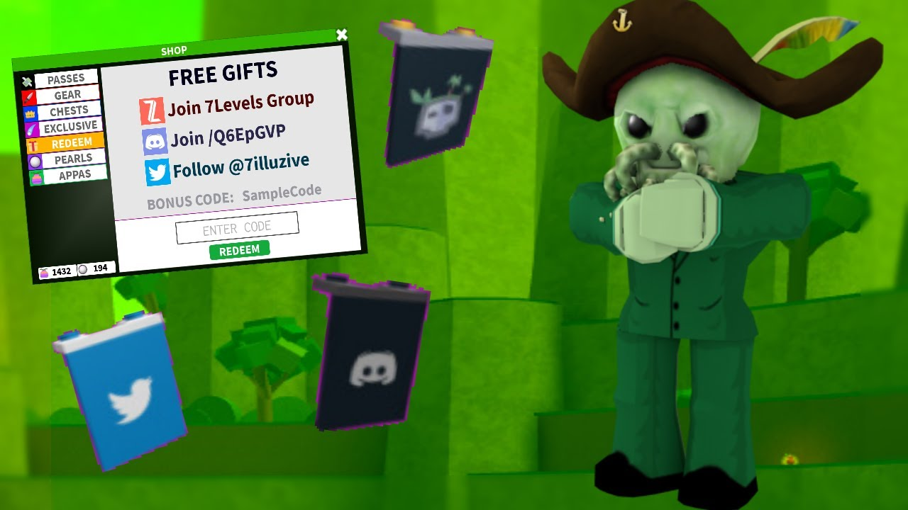 3 New Codes For Roblox Cursed Island Youtube