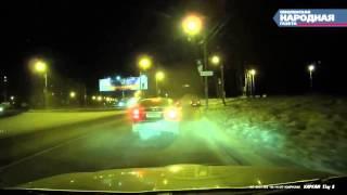 ДТП в Смоленске Проспект Строителей(, 2016-01-03T20:07:49.000Z)