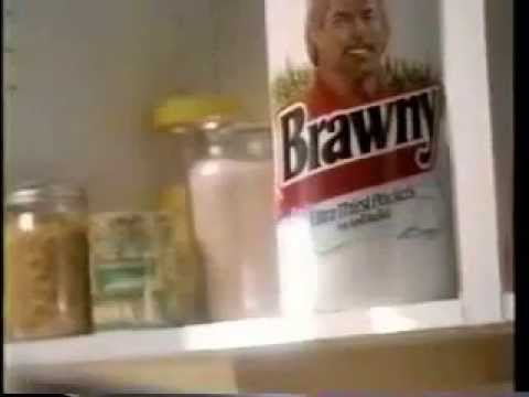 brawny paper towels 1998 commercial old ladies youtube