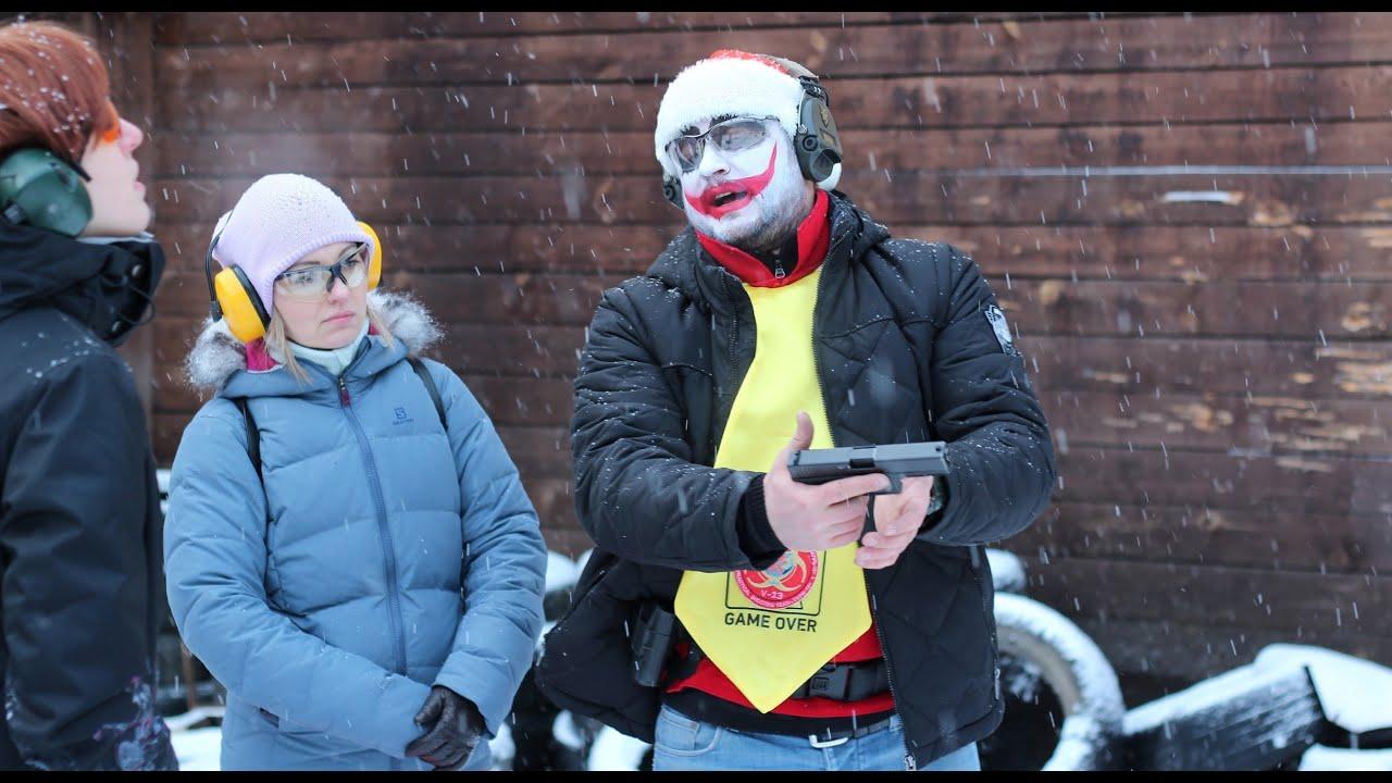 Зимний спортивный костюм парка