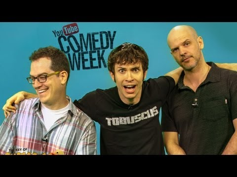 YouTube Comedy Week - Friday Rundown (#5 of 6)