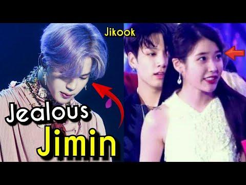 Jimin Being Jealous // Celos de Jimin //Jungkook and Jimin