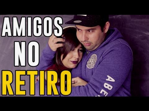10 TIPOS DE AMIGOS NO RETIRO