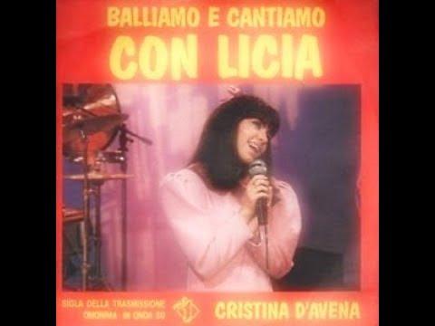 BALLIAMO E CANTIAMO CON LICIA HD 1988