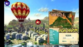 Tropico 4 Türkçe Yama Kurulum Anlatımı